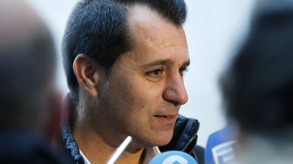 Cachopo elaborado con Ternera Asturiana IGP.El alcalde de Aller, David Moreno