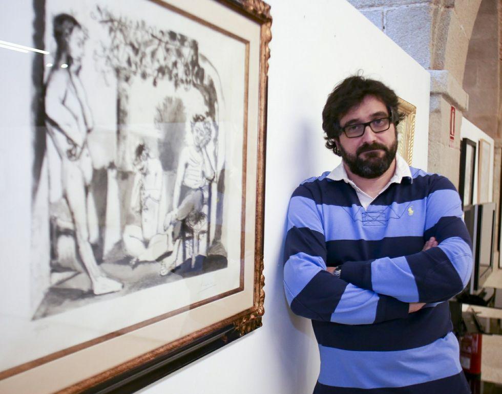 El cómic reinterpreta la pintura más popular