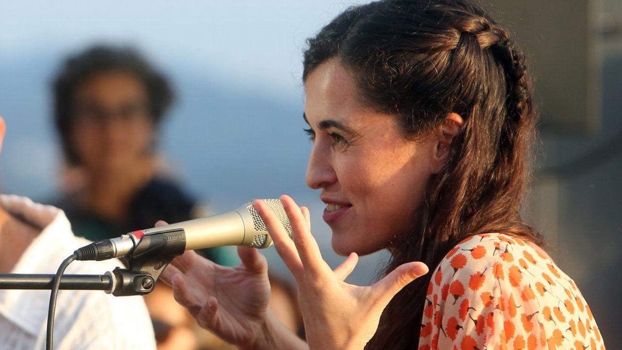 El recuerdo de María Dolores Pradera en Galicia
