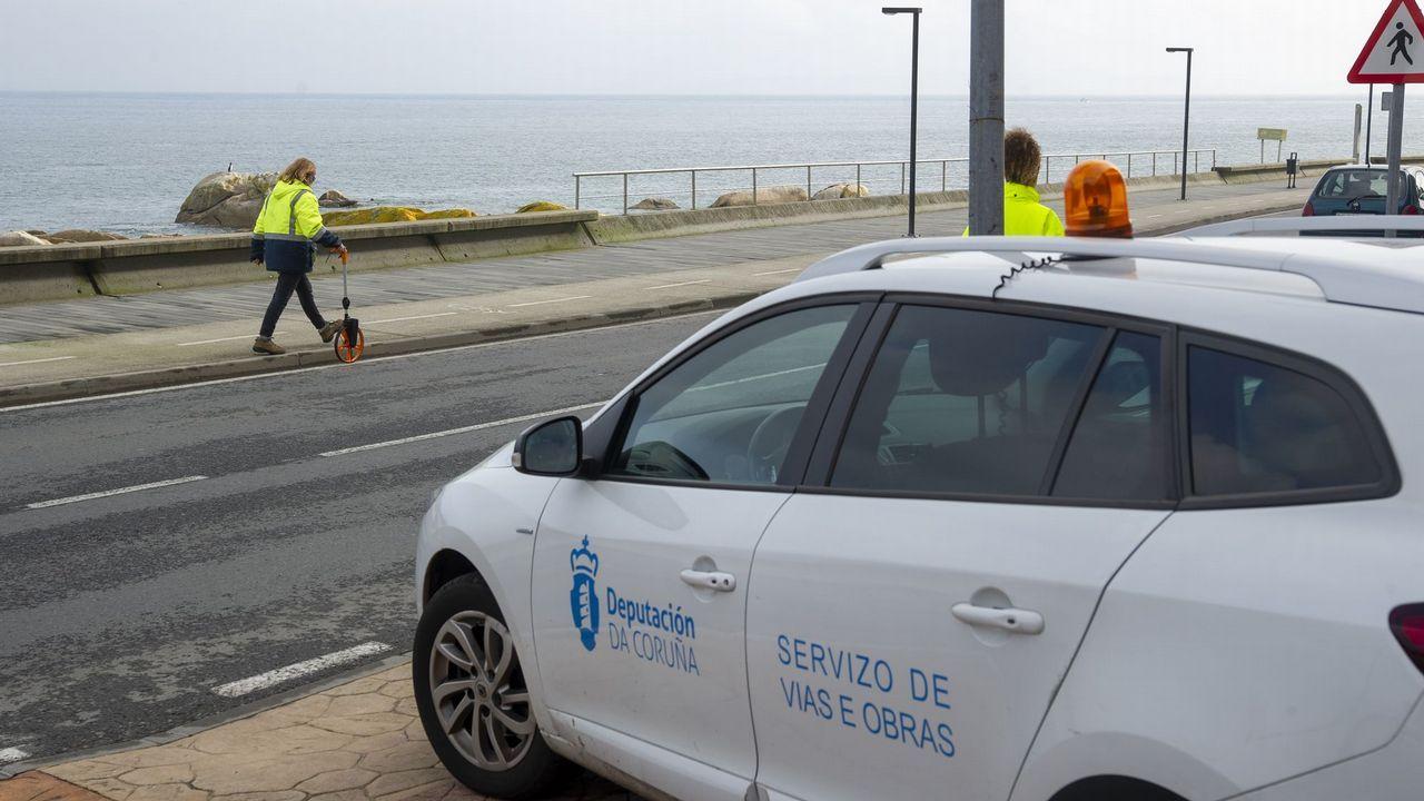 El nuevo corazón de Ribeira ya luce en elMalecón.Droga descargada del Titán III en el puerto de Las Palmas