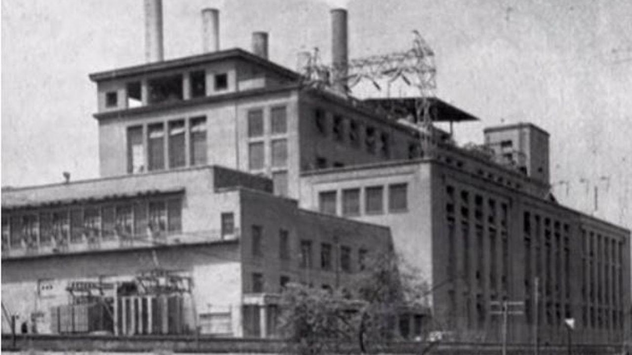 Edificio de CT Lada año 49