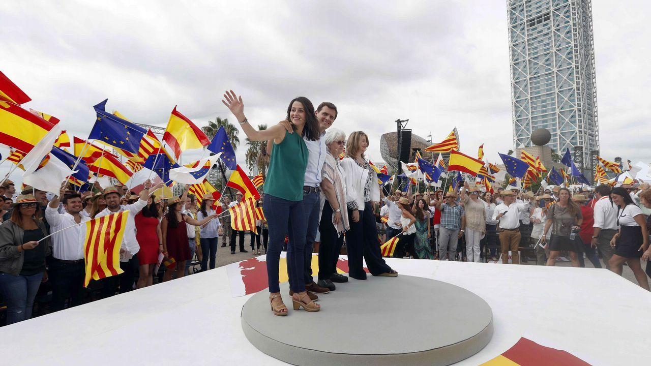 Último adiós a Montserrat Caballé en Barcelona