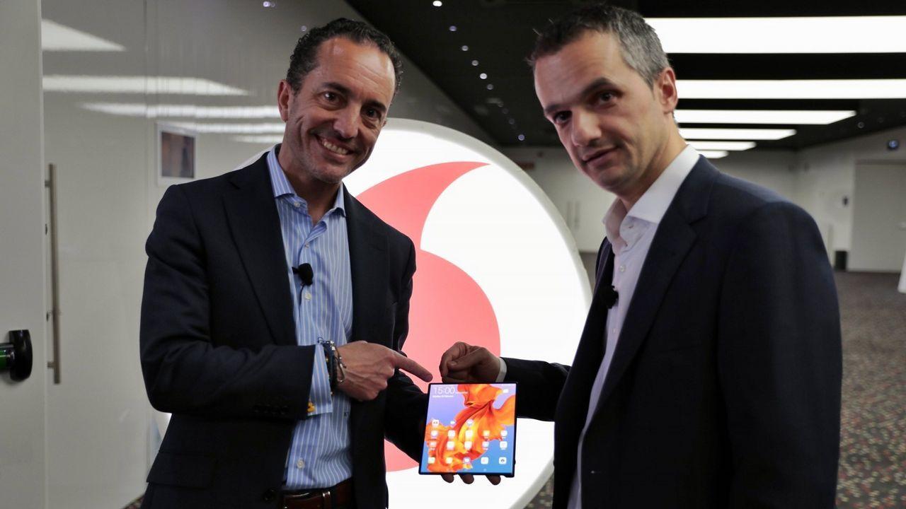 El grupo Vodafone ha llegado a acuerdos con cuatro proveedores para el suministro de smartphones 5G en un futuro.Imágen del Malta España, el espacio más visto del mes