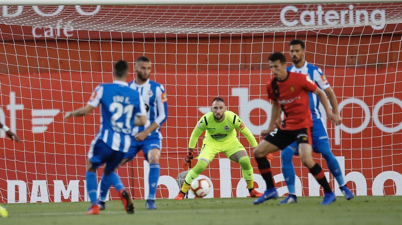 Lo mejor del Mallorca - Deportivo.Carmen en un partido de esta temporada