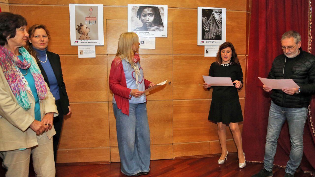 Inauguración exposición Cambados