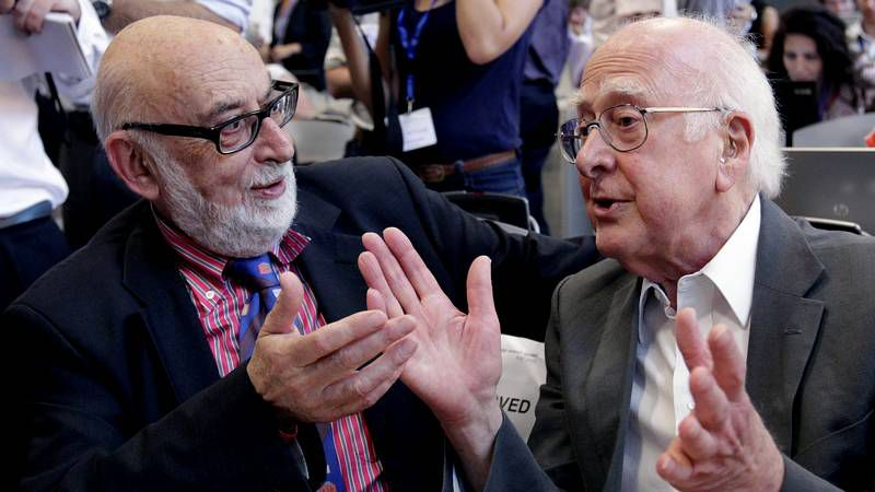 El gran acelerador de partículas del CERN fue el que demostró la teoría de Higgs y Englert.