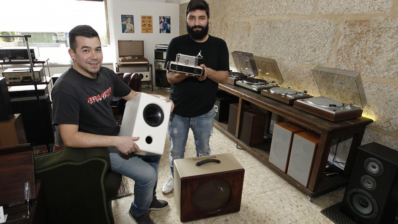 LOUDNESS, tienda de reparación y fabricación de equipos de sonido en alta fidelidad