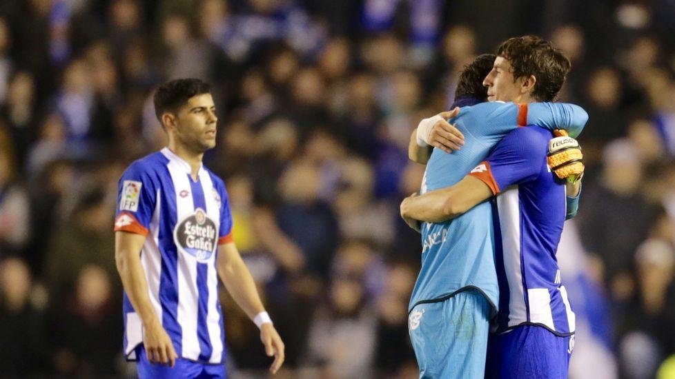 El Deportivo-Levante, en fotos