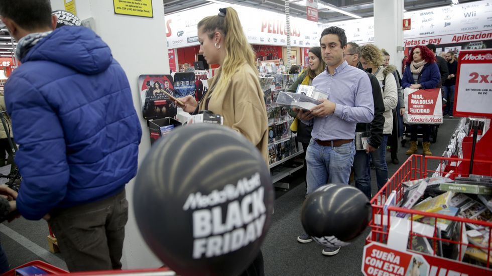 .BLACK FRIDAY EN A CORUÑA: MEDIA MARK