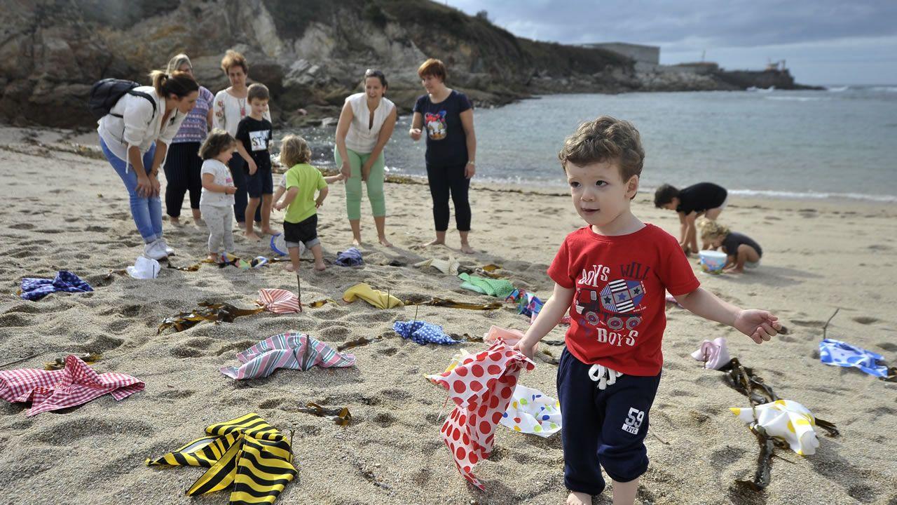La escuela infantil Monte Alto, de A Coruña, ha sido distinguida como el mejor proyecto infantil