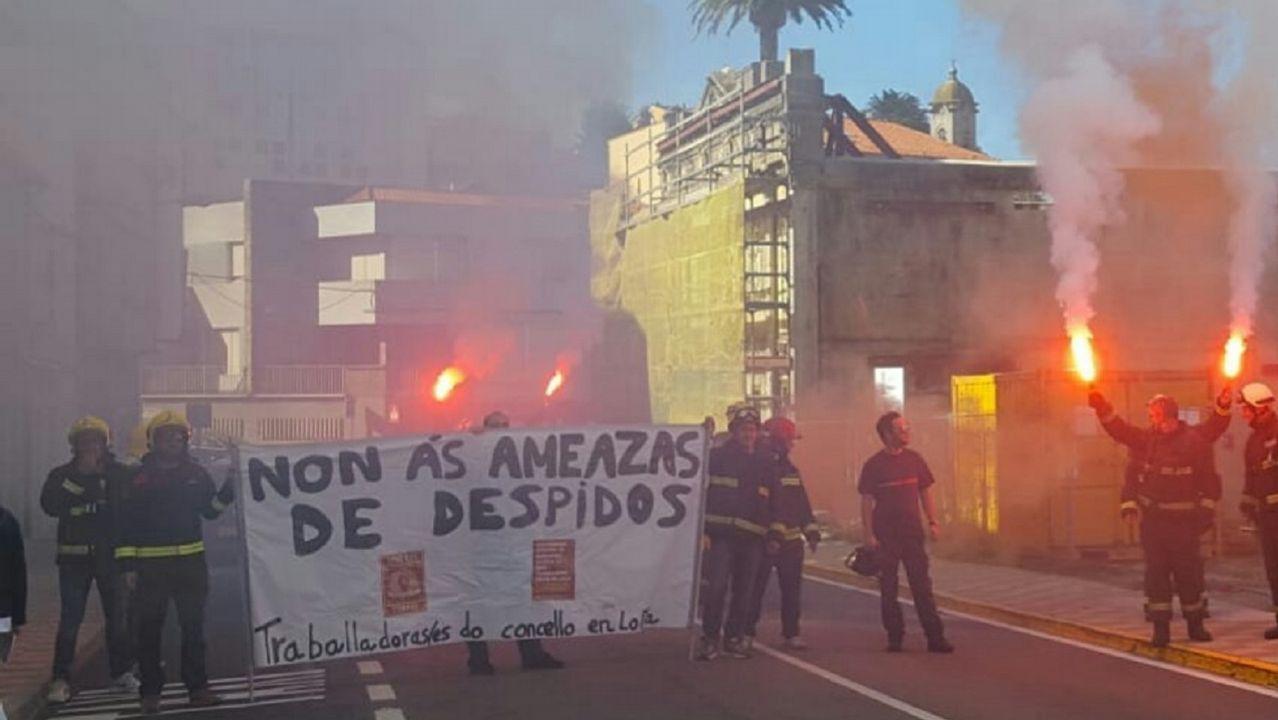 Las imágenes del encuentro de O Parrulo frente al Movistar Inter