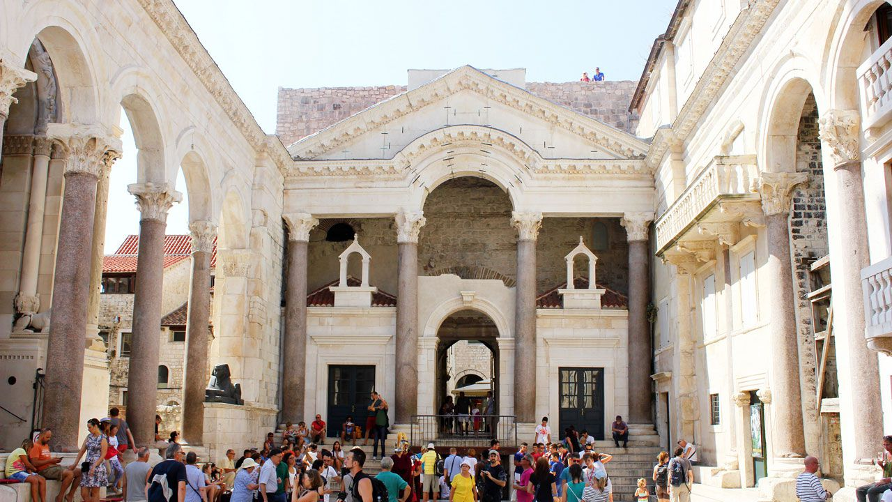 Palacio romano de Diocleciano