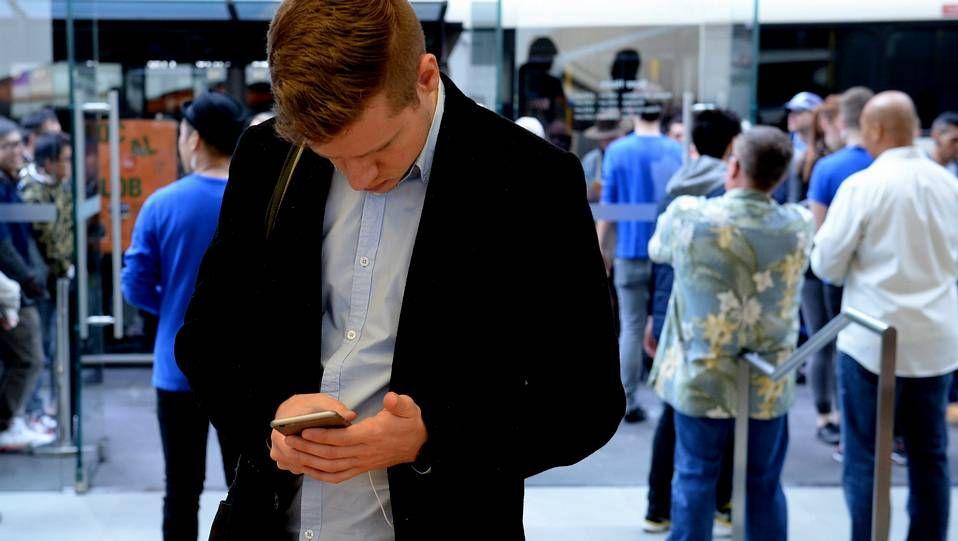 El nuevo Nexus 6.El mensaje que aparece en las televisiones de Valdeorras desde poco antes de las tres