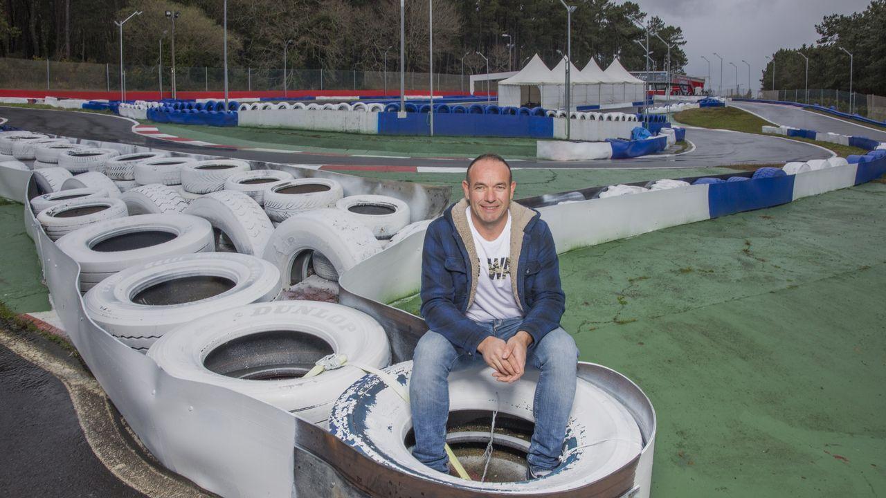 Montecalo amplía la flota de karts con la Fundación Fernando Alonso