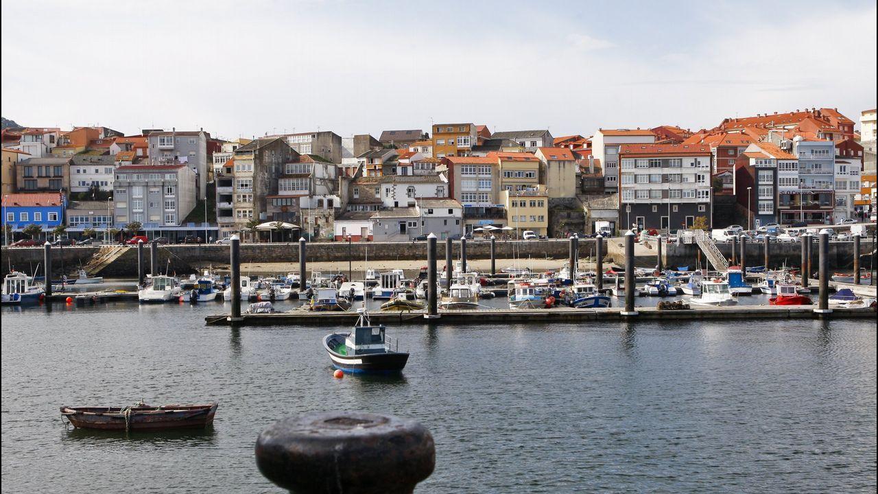 .Puerto de Fisterra
