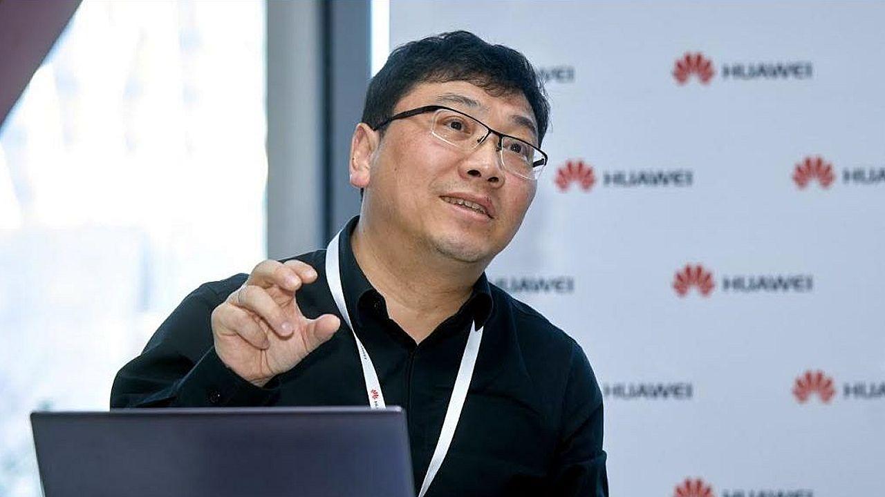 .Wan Biao, miembro del consejo directivo de Huawei y responsable de Mobile Broadband y Home Device Product Line