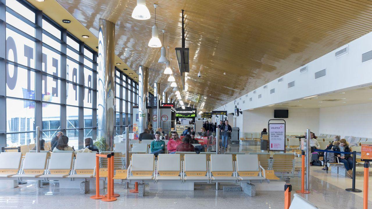 .Aeropuerto de Asturias