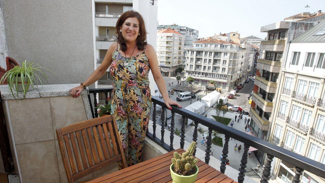 Zara se reposiciona en Milán.Oficina de empleo en Ferrol