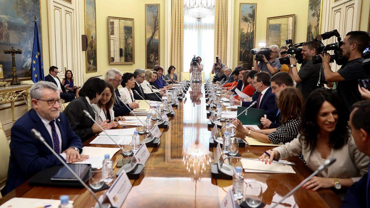 Pruebas de selectividad en Santiago de Compostela