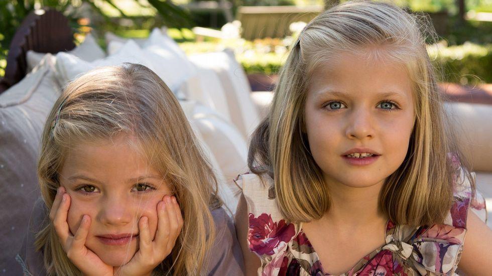 Felicitación navideña de Felipe y Letizia del 2012.