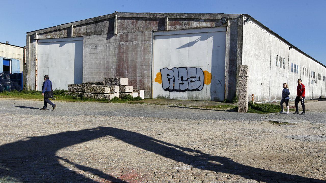 Las imágenes del partido Ribadumia contra Bergantiños