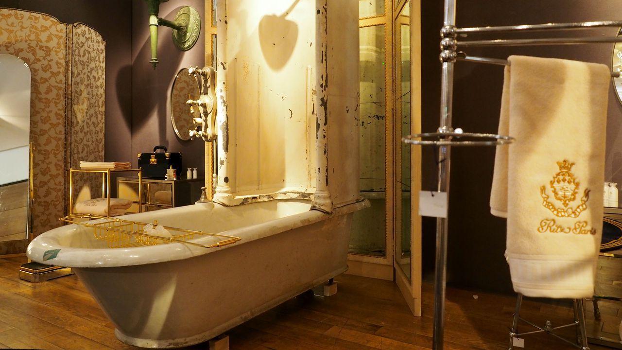 Objetos del hotel Ritz de París que serán subastados