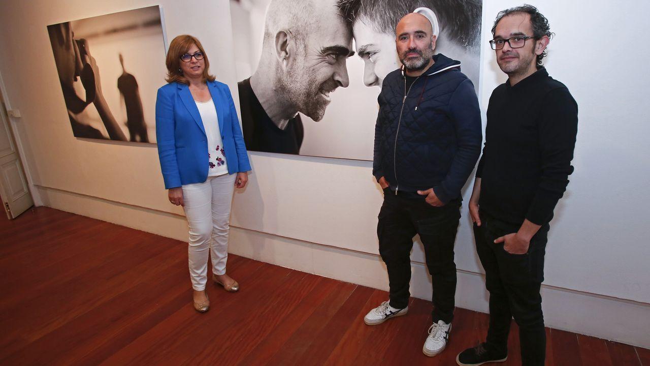 Luciano Sobral arranca su séptimo mandato en Poio