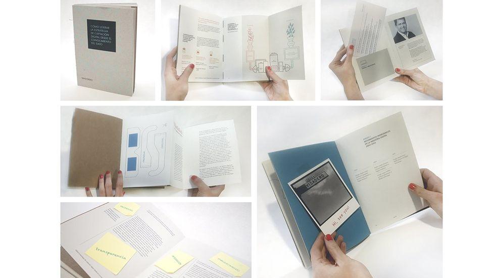 Catálogo de Juan Jareño para DMP / Divisadero,