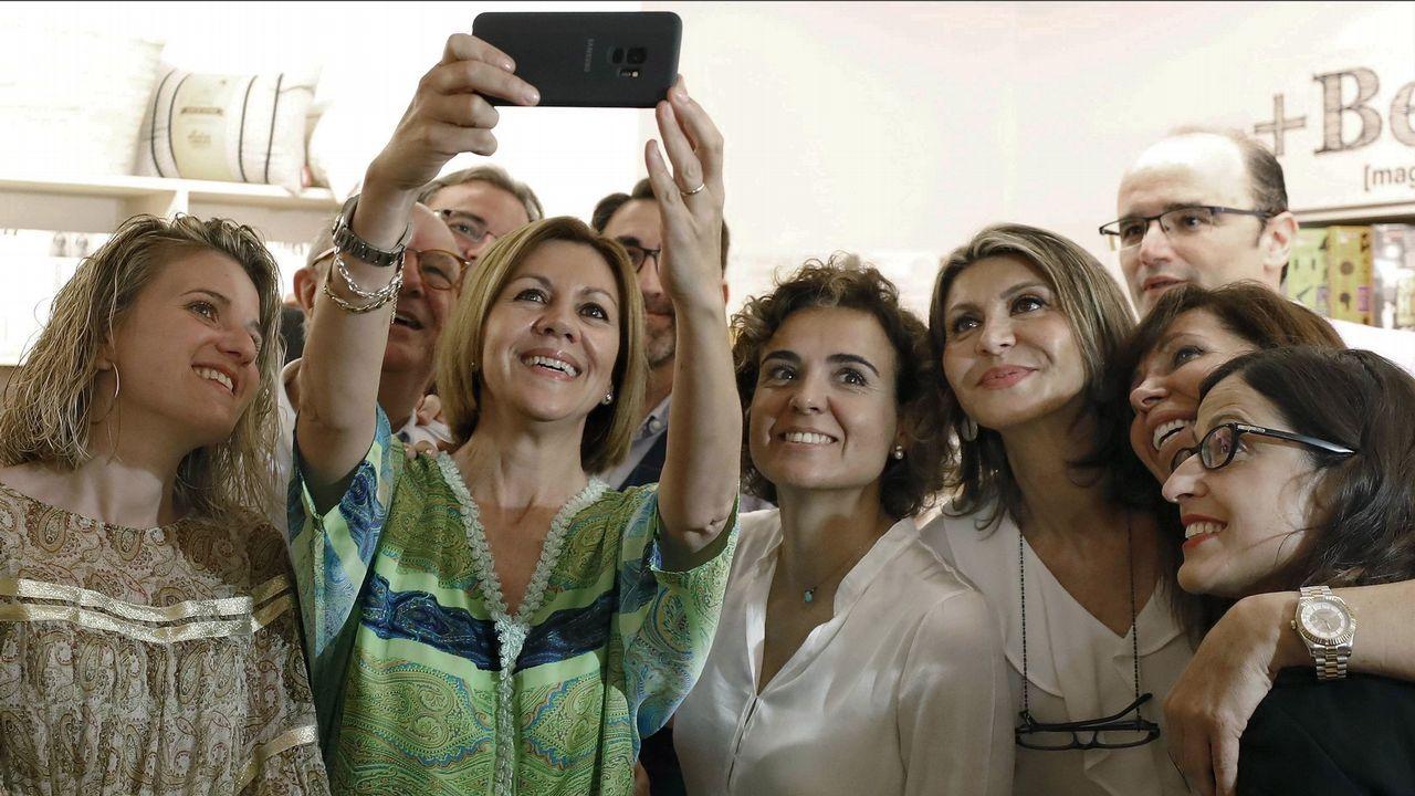 Agreden en la Ciutadella a un cámara de Telemadrid al confundirlo con TV3.Rivera es partidario de volver a aplicar el 155 porque los independentistas «siguen amenazando con la rebelión»