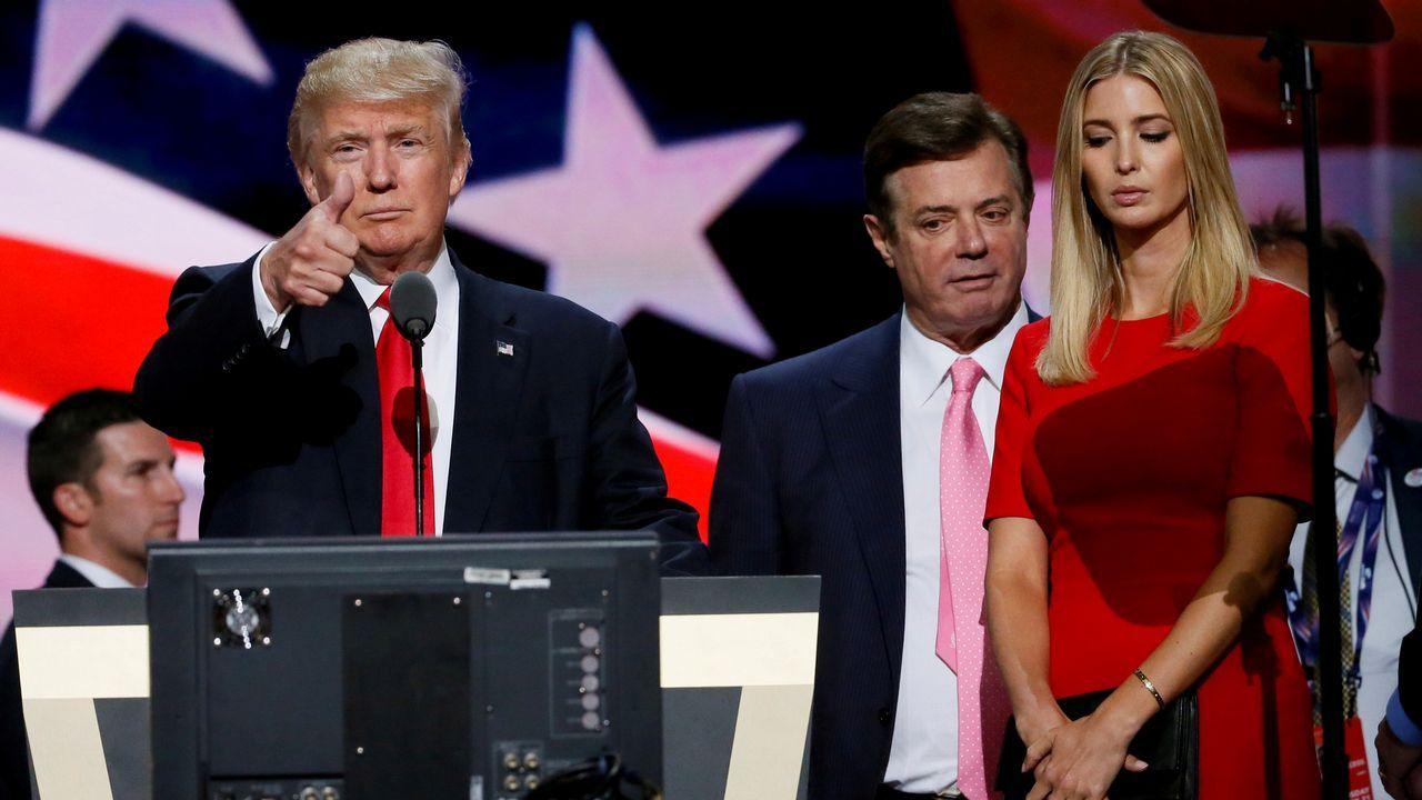 El yerno y asesor de Trump usó un servidor privado para asuntos oficiales.Ivanka Trump y su marido Jared Kushner, muy influyentes en la política de la administración Trump
