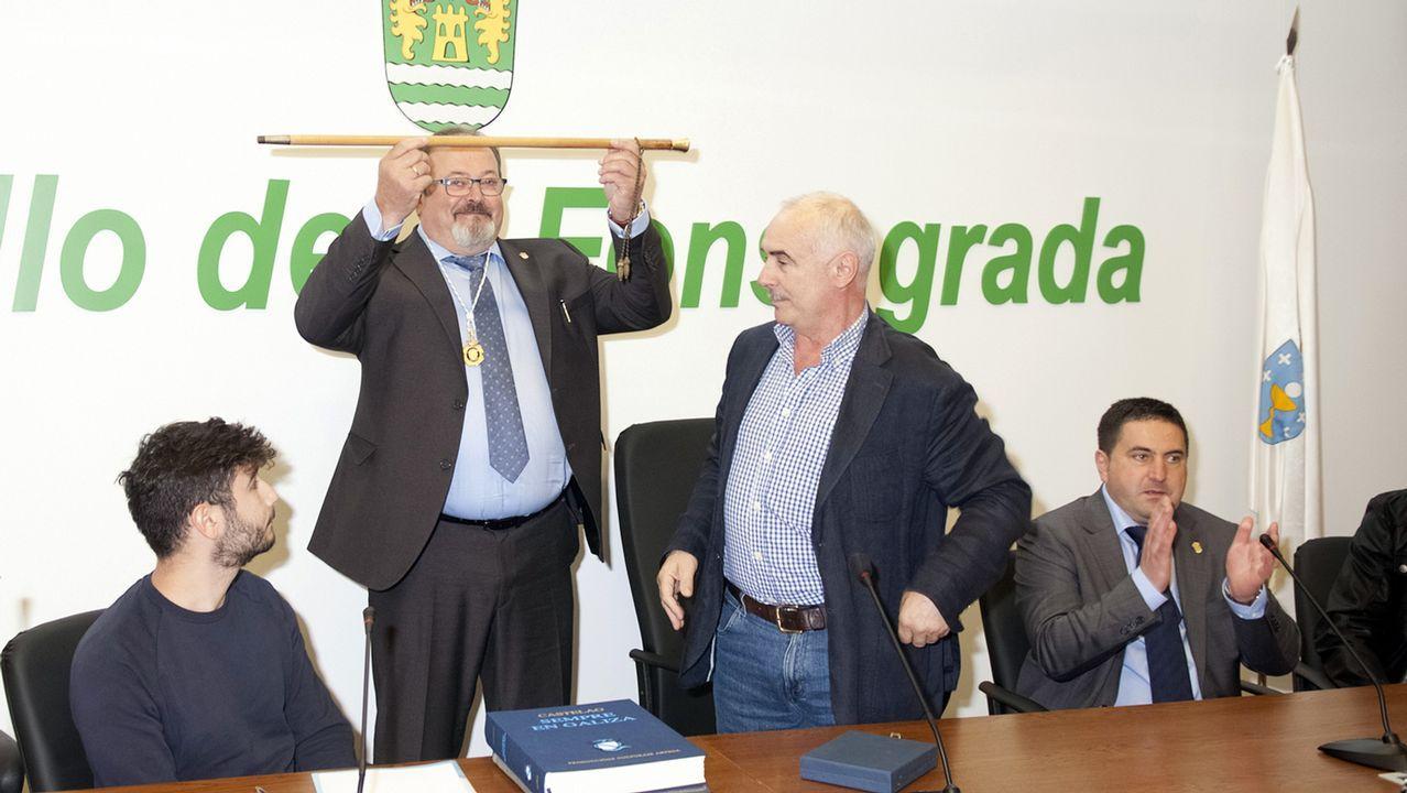 Fernández y Vilabrille fueron compañeros en el ejecutivo local