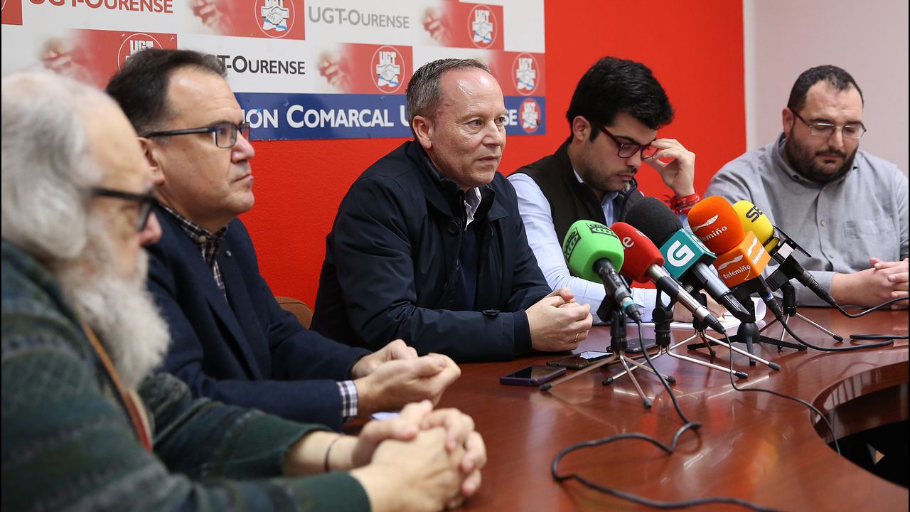 Descendientes de Españoles Siempre Unidos.Joaquín Ocampo