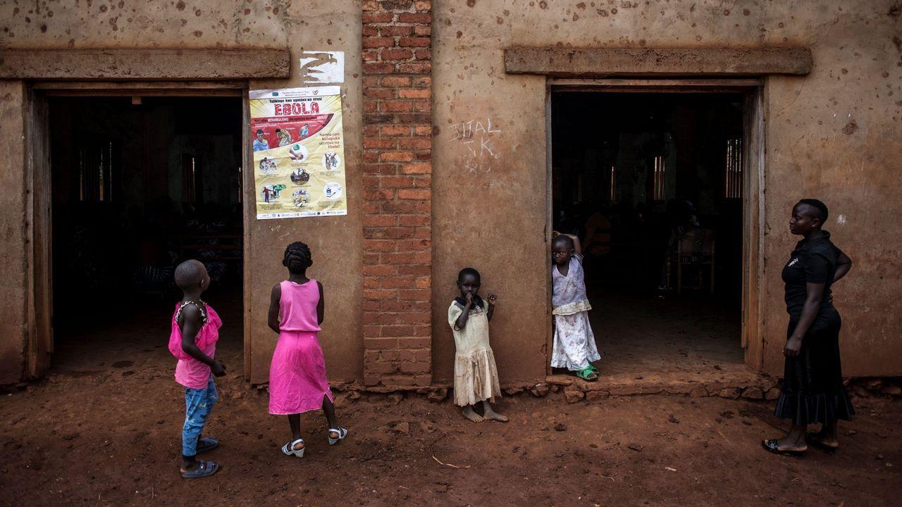 .Nuevo brote de ébola en el Congo