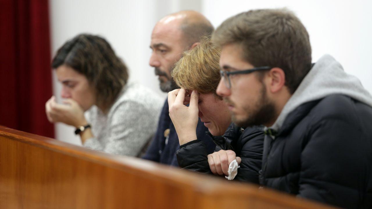 Catoira decreta tres días de luto por la muerte de Eduardo Touriño