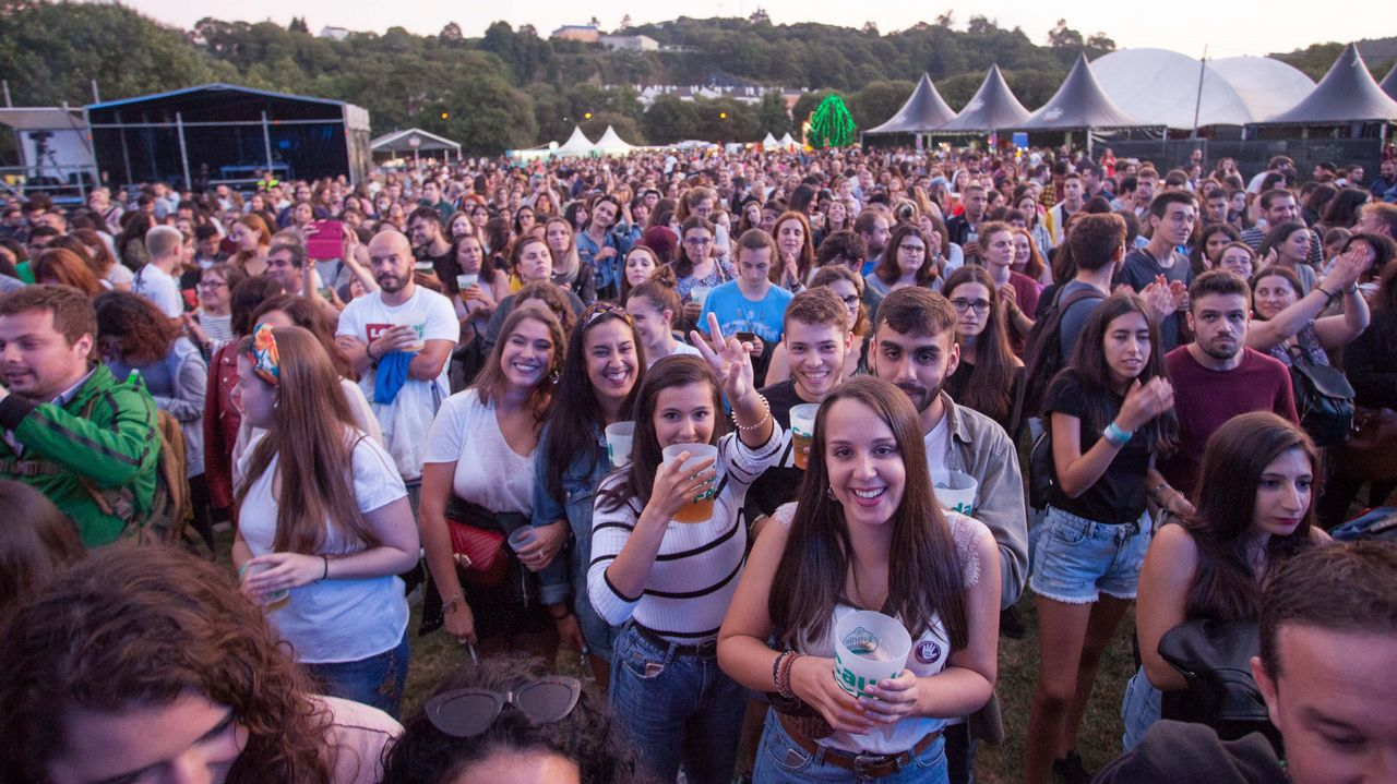 Imágenes de la segunda jornada de Caudal Fest