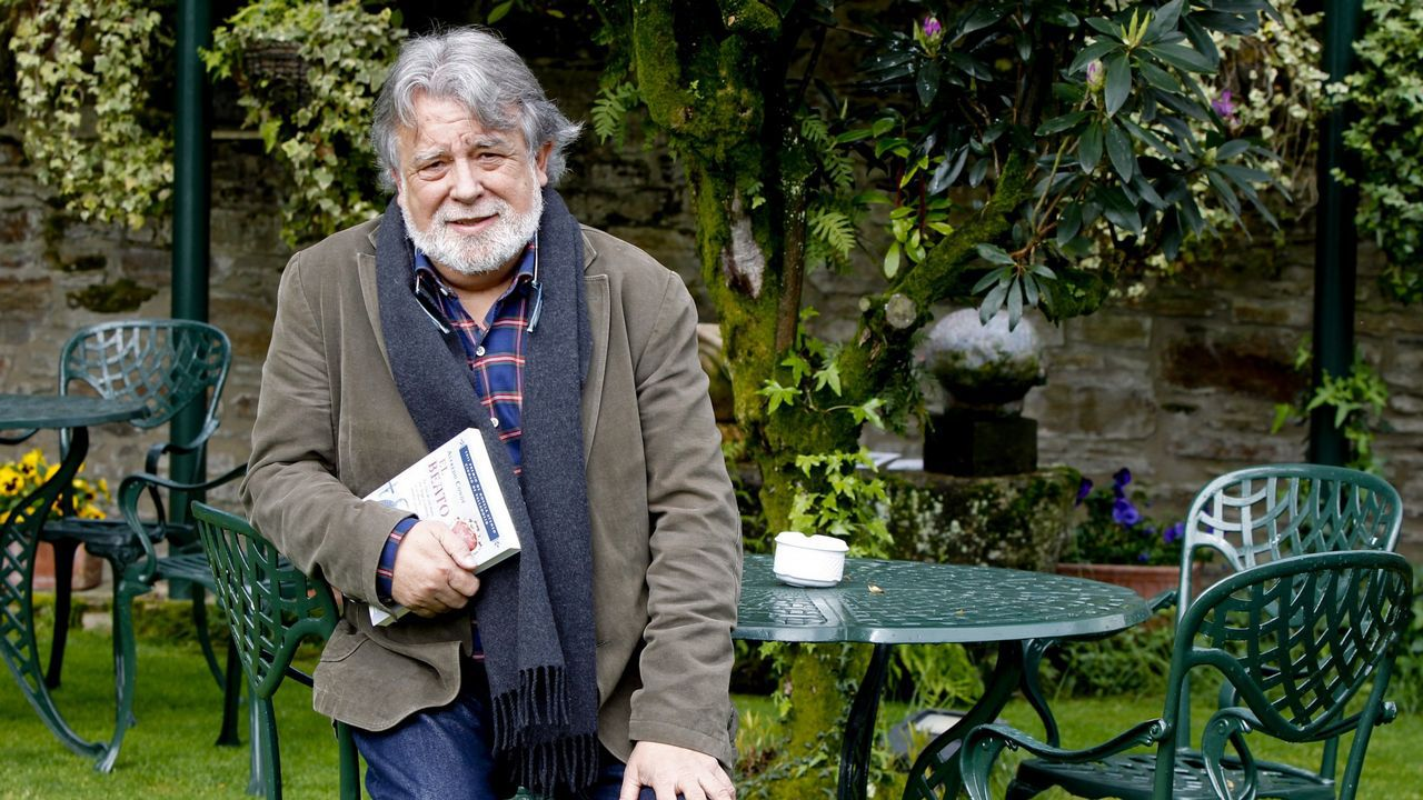 Patricio Pron, ganador del premio Alfaguara