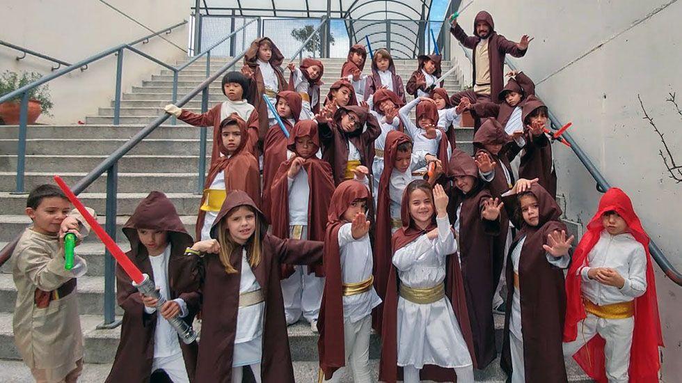 Tristan González y su experiencia docente en Star Wars