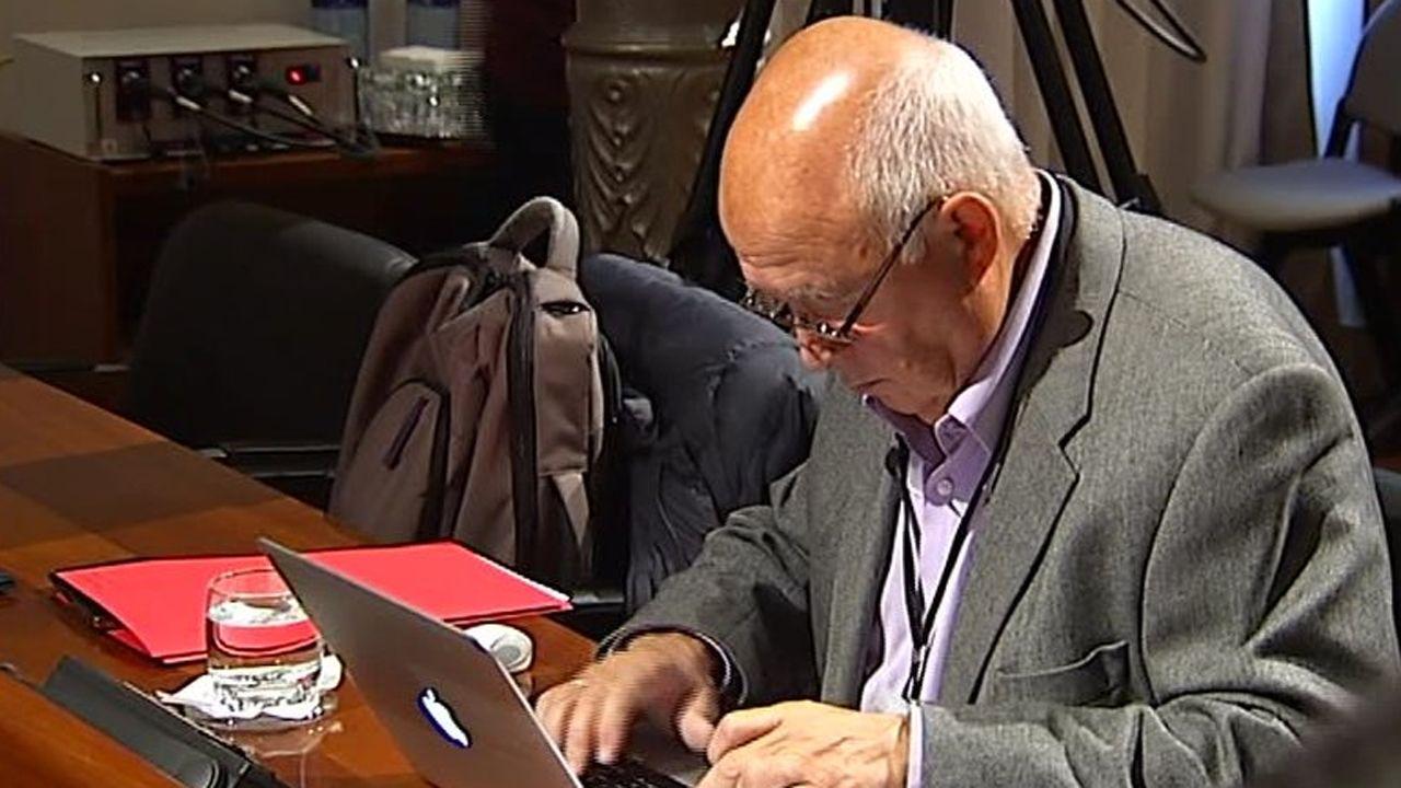 .El exdirector de Gitpa Juan Manuel Rodríguez Bañuelos