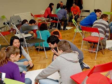 Alumnos del curso del programa Masterra impartido la semana pasada