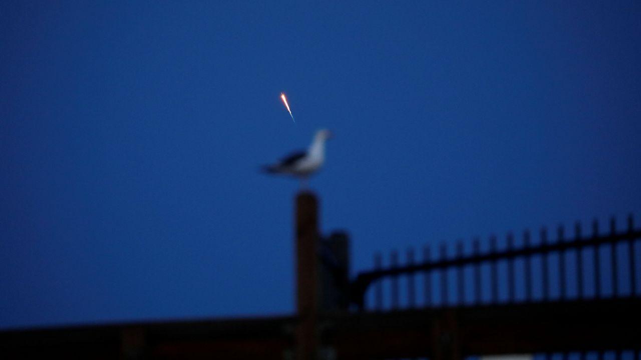 Space X lanza al espacio Paz, el primer satélite espía español.Donald Trump y Vladimir Putin