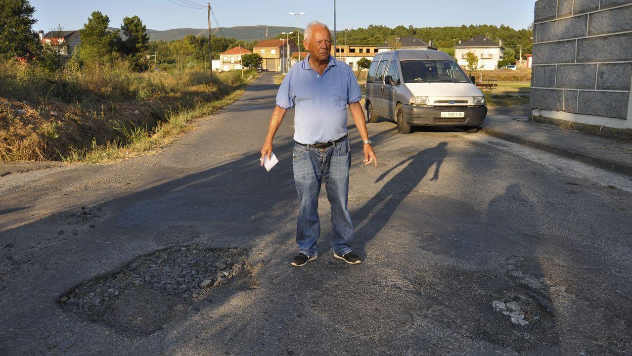 Cabas es elegido alcalde de Xinzo