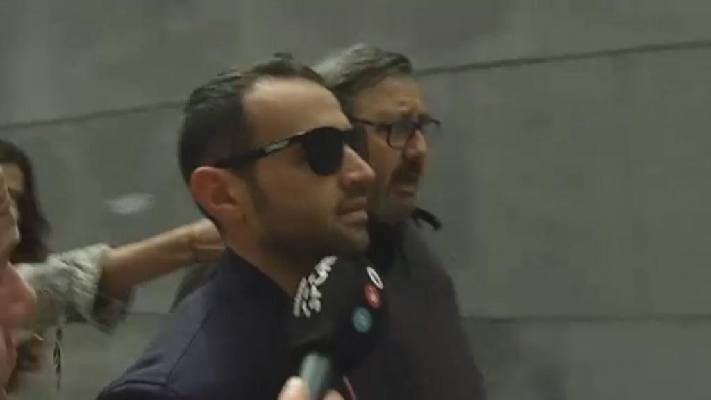 Hector Barberá condenado a 22 días de trabajos a la comunidad y un año sin carné.Dave Grohl, vocalista del Foo Fighters, durante show en Alemania