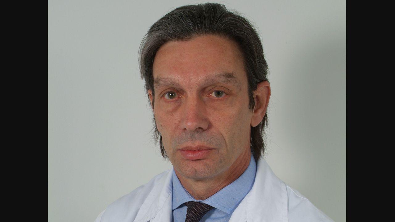 El jefe de Oncología del Hospital Universitario Central de Asturias (HUCA), Miguel Esteban.El jefe de Oncología del Hospital Universitario Central de Asturias (HUCA), Miguel Esteban