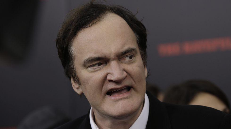 Quentin Tarantino: «La maniobra de Disney esvengativa, dañina y es extorsión».