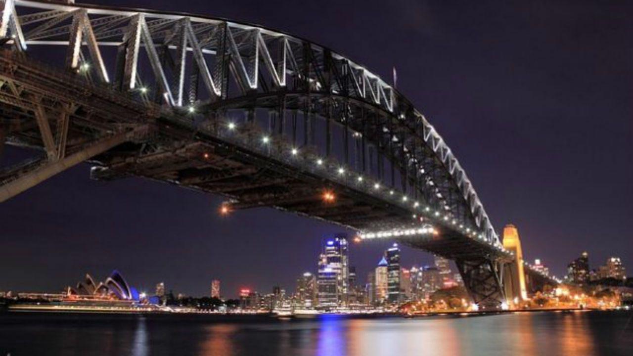 Puente de la Bahía de Sydney (Australia)