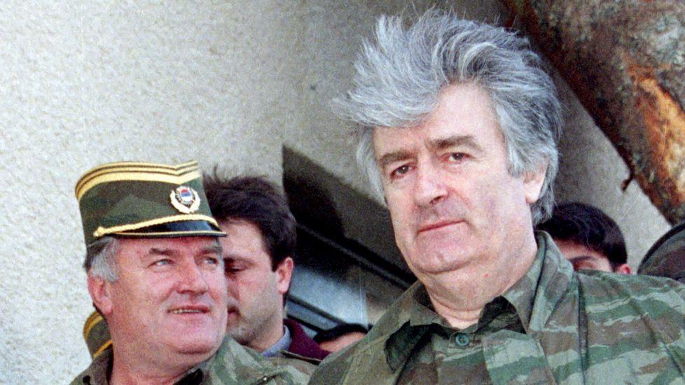 Ratko Mladic, condenado a cadena perpetua por sus crímenes durante la guerra de Bosnia