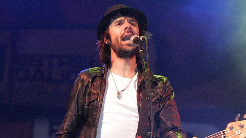 Antonio Orozco presentará su nuevo disco en el concierto de hoy en el Palacio de la Ópera.