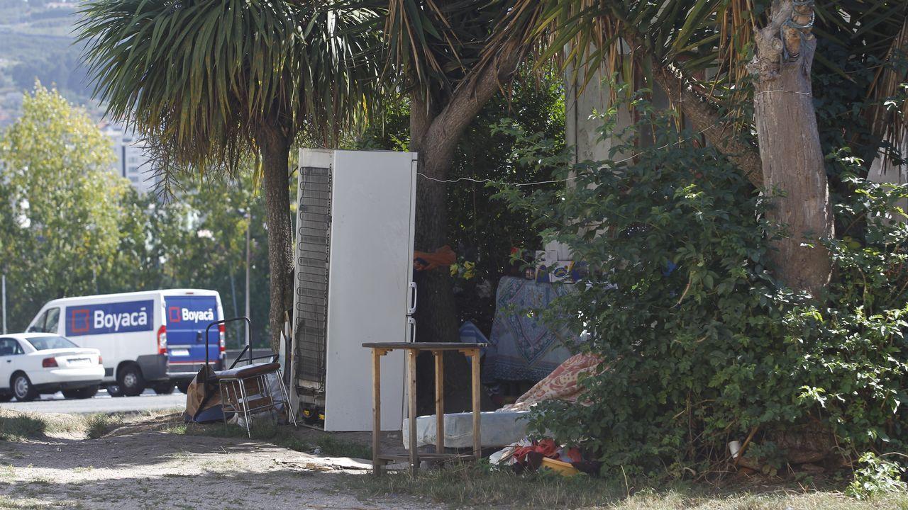 Detenido tras asesinar a su suegra en A Coruña y fugarse con su bebé