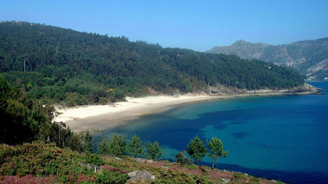 Playa de Gures (Cee)