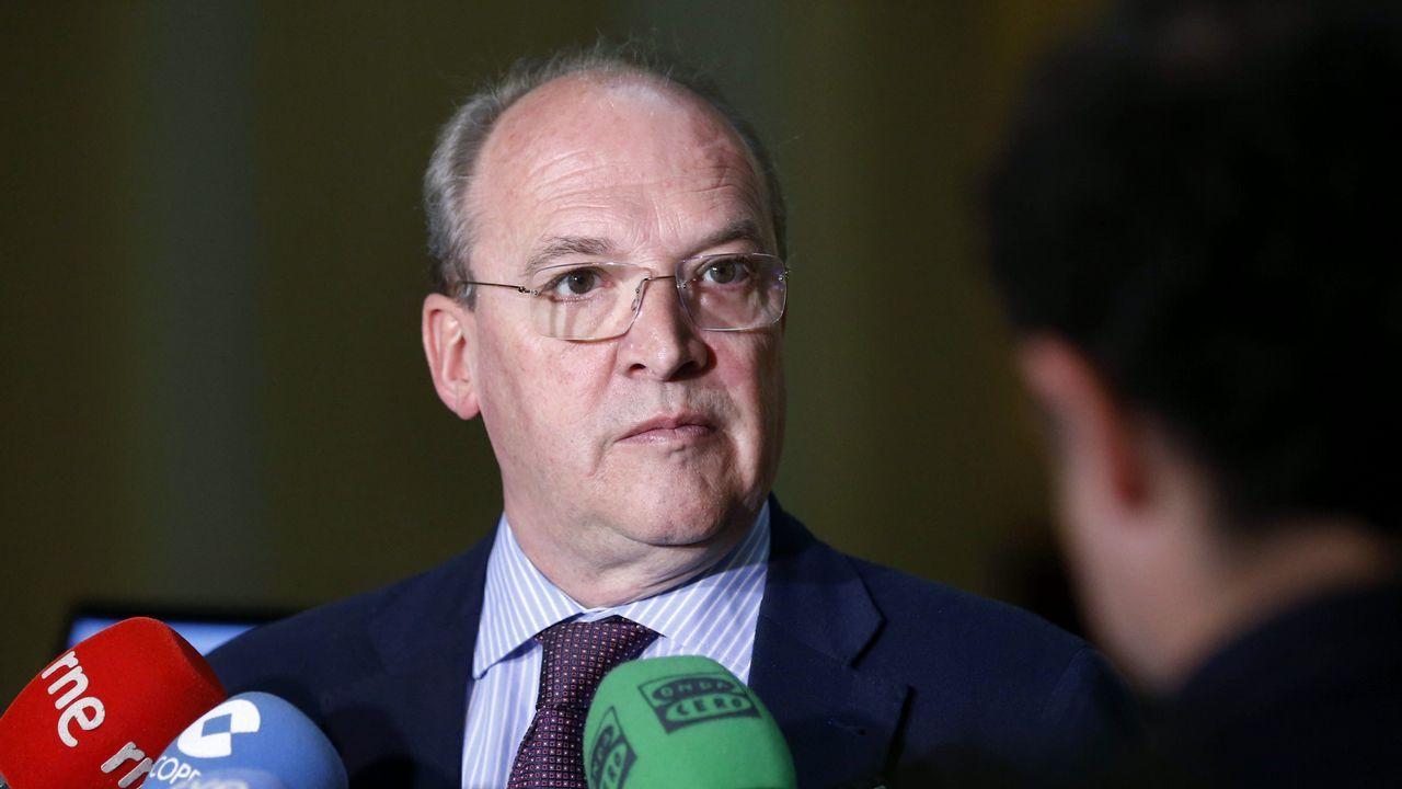 El portavoz de Sector Público del Grupo Parlamentario Popular en la Junta General, José Agustín Cuervas-Mons